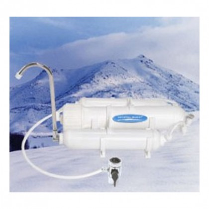 Crystal QuestCountertop Reverse Osmosis Water Filter System
