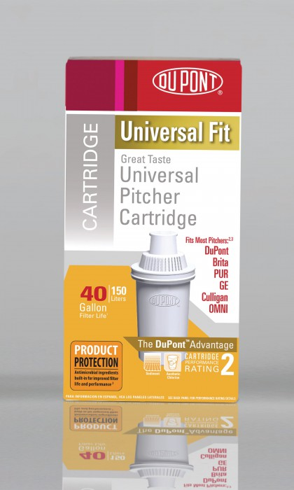 WFPTC050X DuPont Water Pitcher Replacement Cartridge