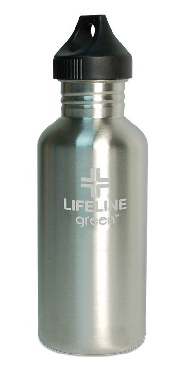 S25001SS 27 oz. FiftyFifty Stainless Steel Water Bottle