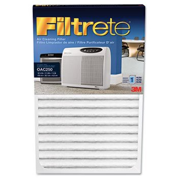 Filtrete OAC250RF-6 Office Air Purifier Replacement Filter (6-Pack)