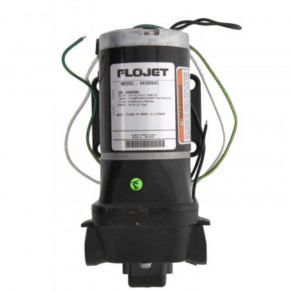 Flojet 4300-043A High Flow Quad Pump
