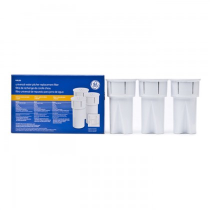 GE FXPL3D Replacement Water Pitcher Filters (3-Pack)