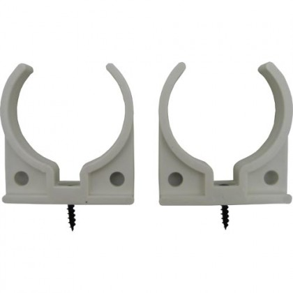 GE Merlin 1240633 Post Filter Mounting Clip (2-Pack)