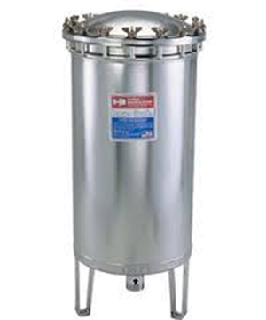 Harmsco HIF 16 Up-Flow Industrial Filter Housing