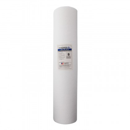 Hydronix SDC-45-2010 Sediment Polypropylene Water Filter Cartridges