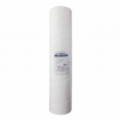 Hydronix SWC-45-2001 String Wound Sediment Water Filter (1 micron)