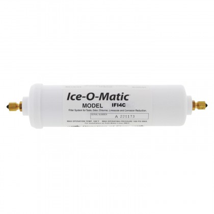 Ice-O-Matic IF14C Inline Water Filtration Cartridge