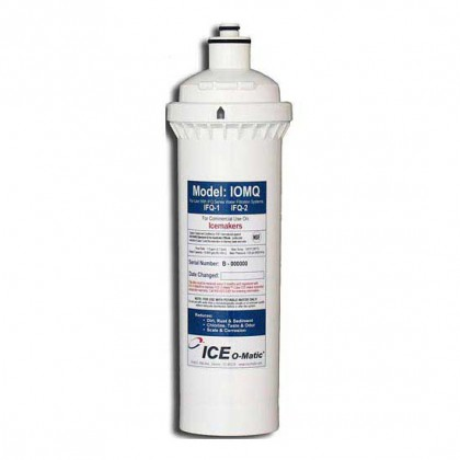 Ice-O-Matic IOMQ Replacement Ice Maker Pre-Filter Cartridge