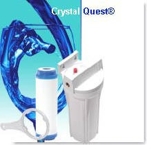 Crystal Quest Commercial Big-Inline Replaceable Single Multi PLUS Water Filter System