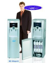 Crystal Quest Elegant Reverse Osmosis/Ultrafiltration Floor Water Cooler