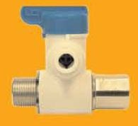1/4 Tube x 3/8 Male x 3/8 Female Angle Stop Feed Adapter
