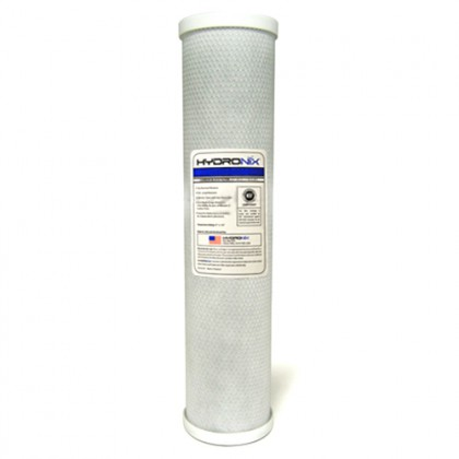 Hydronix CB-45-2005 Replacement Carbon Water Filter  20-inch x 4.5-inch (5 Micron)