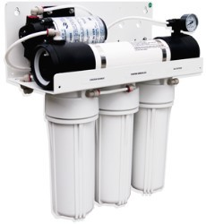 RO Ultratec LT-200 Commercial Reverse Osmosis System (200 GPD)