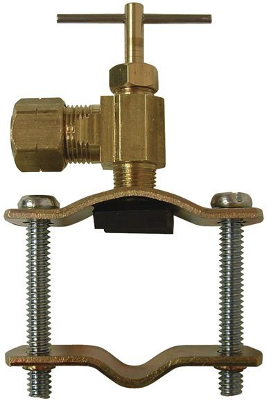 Saddle Valve Self Piercing 1/4-Inch SV-3-14