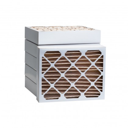 Tier1 18 x 20 x 4  MERV 11 - 6 Pack Air Filters (P15S-641820)