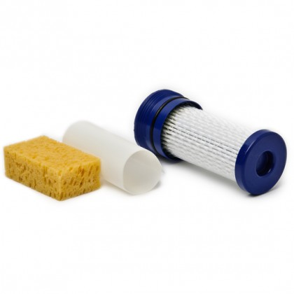 Katadyn Hiker Microfilter Replacement Camping Filter Kit 8014644