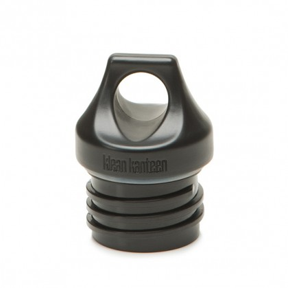 KPPL Klean Kanteen Water Bottle Black Loop Cap