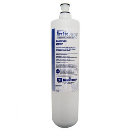 Manitowoc K00337 Arctic Pure Replacement Ice Maker Pre-Filter Cartridge