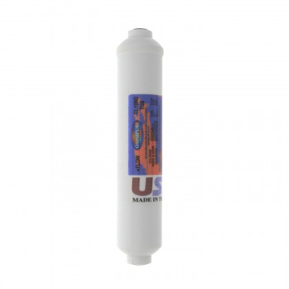 Omnipure CL10ROT28-A GAC Inline Water Filter