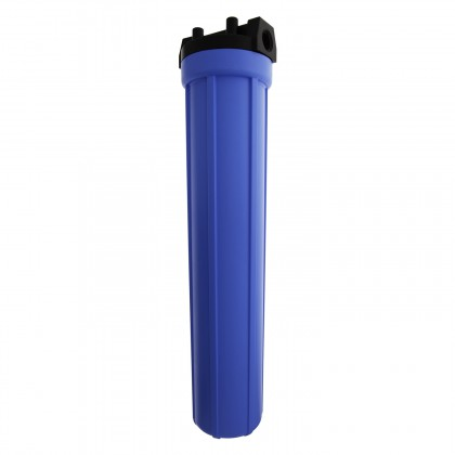 150070 20 inch Blue Standard Filter Housing by Pentek
