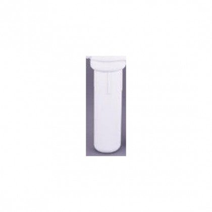153126 - #10 White Sump for Culligan, Pentek, American Plumber Systems