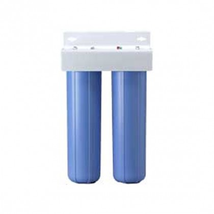 BBFS-22 Two Big Blue Housing Water Filtration System
