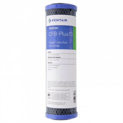 Pentek CFB-Plus10 Replacement Filter Cartridge