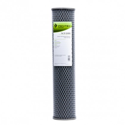 Pentek NCP-20BB Carbon Water Filters (20-inch x 4-1/2-inch)
