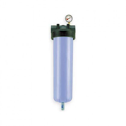 Pentek PBH-420-1 Bag Filter Housing with 1-inch Inlet/Outlet