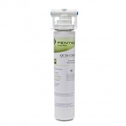 Pentek QC10-CB1 Undersink Quick-Change Filter System