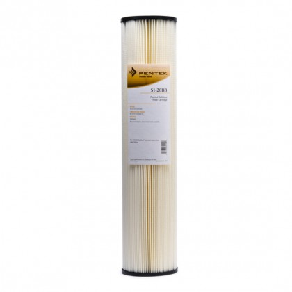 Pentek S120-BB Sediment Water Filters (20-inch x 4.5-inch)