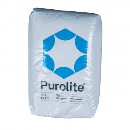 Purolite C-100H Deionization Resin (52 lbs/1 Cubic Foot)