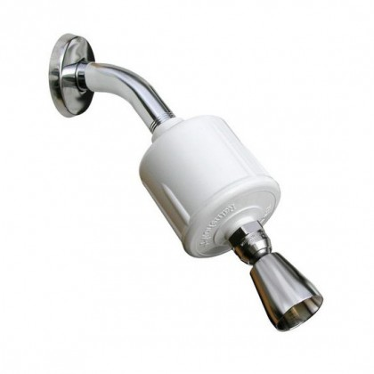 Rainshow'r RS-502-DS Shower Filtration System with Whedon Shower Head (Chrome)
