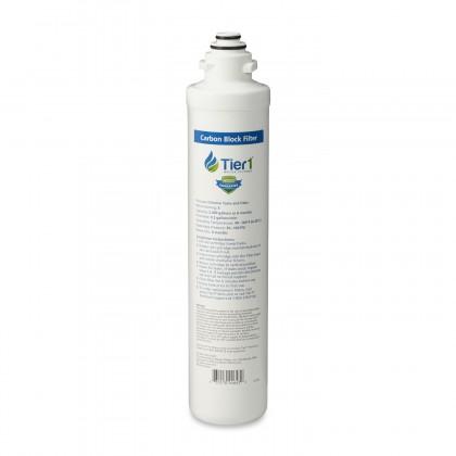 Tier1 RO-QC-450-CBRF 4-Stage Carbon Block Quick Change Reverse Osmosis Water Filter Replacement