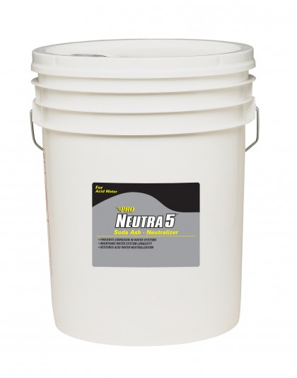 Pro Products SA40L Neutra 5 Acid Water Neutralizer (40 lb pail)