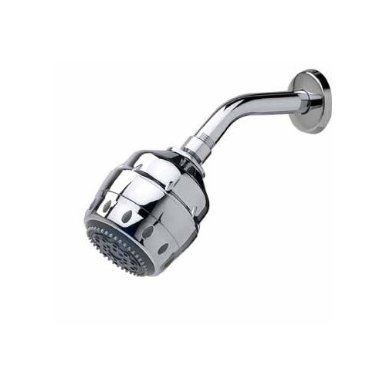 Seychelle 1-20006-WC Royal 5-way Wall Mount Shower Head - Chrome