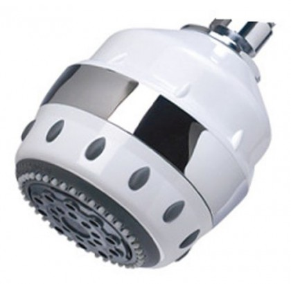Sprite AR5-CT Royale Filtered Shower Head - White / Chrome