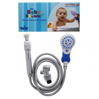 Sprite BBS Hand-Held Baby Shower Water Filter (with HHC Filter Cartridge)