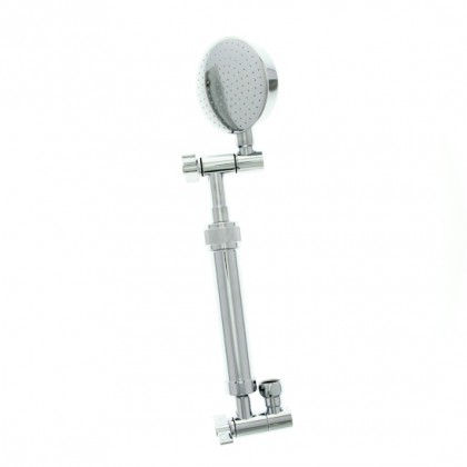 Sprite FXS-CM-S3 ShowerUp Filtered Shower Extension - Chrome