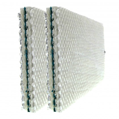 Aprilaire #45 Comparable Humidifier Replacement Filter 2-Pack by Tier1