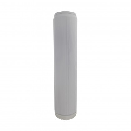 20 X 4.5 Carbon Block With KDF55 Replacement Filter by Tier1 (20 micron)