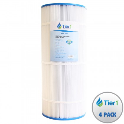 Tier1 Pleatco PAP100-4 and PAP100-M4 Replacement (4 Pack)