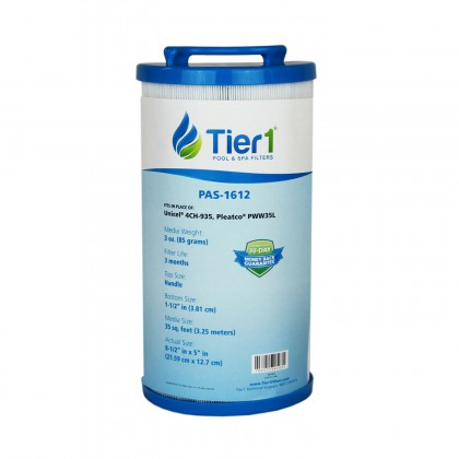 Tier1 Brand Replacement Pool and Spa Filter for 817-4035