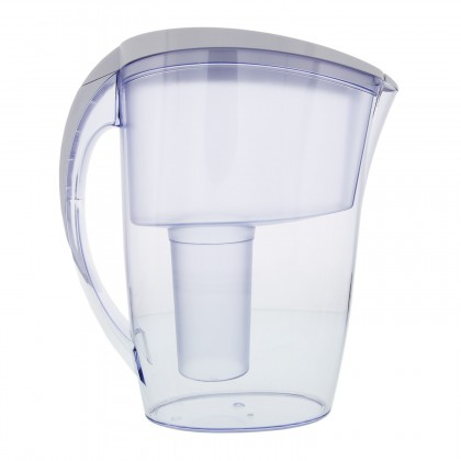 PWF-1000 (6-Cup) Water Filter Pitcher System by Tier1