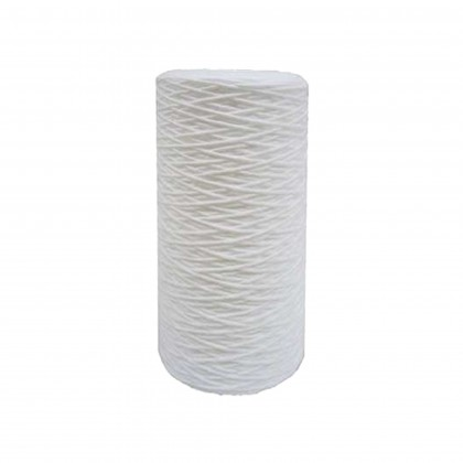 Tier1 20 inch x 4.5 inch Comparable String Wound Sediment Water Filter (20 micron)