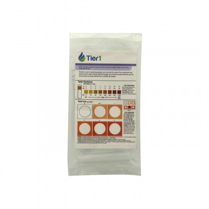 Tier1 7 Panel Water Screening Test Kit