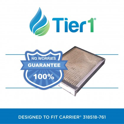 Carrier 318518-761 Comparable Humidifier Replacement Evaporator Pad by Tier1