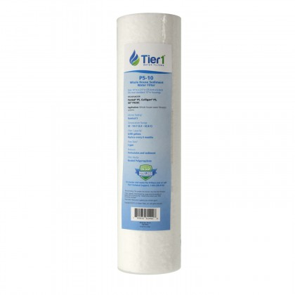 P5-10 Sediment Water Filter by Tier1