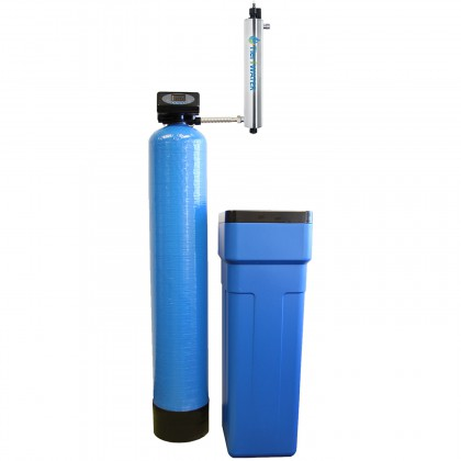 Tier1 Whole House Water Softener and UV Disinfection System