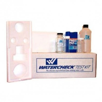 WaterCheck Laboratory Analysis Water Testing Kit
